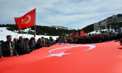 Ordu Kabadüz'den 'Bahar Kalkanı Harekatı'na destek