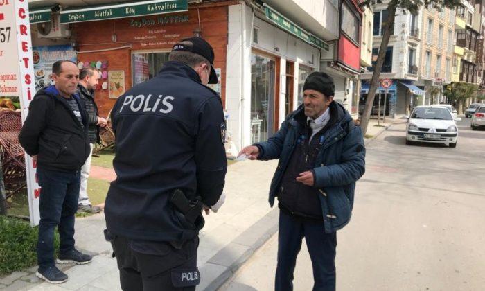 Polis anonslarla vatandaşları uyardı
