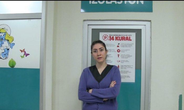 Sağlık çalışanları 14 kurala video ile dikkat çekti