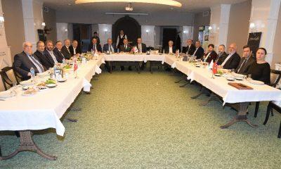 Samsun TSO Yüksek İstişare Kurulu toplandı