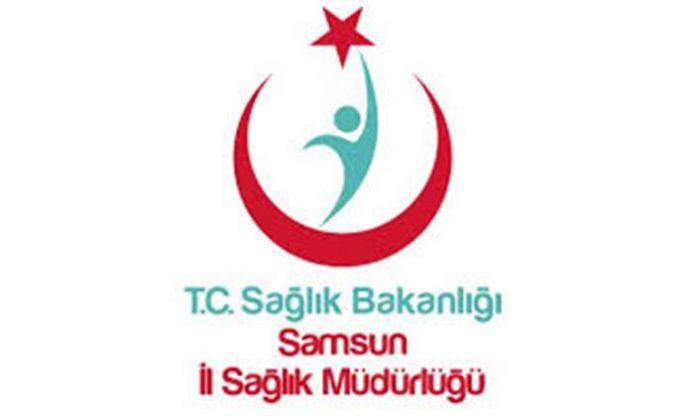 Samsun İl Sağlık Müdürlüğü Basın Açıklaması Yayınladı