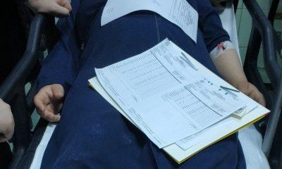 Samsun'da 8 aylık hamile kadın saldırıda hastanelik oldu