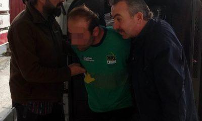 Samsun'da 8 aylık hamile kadına saldıran şahıs tutuklandı