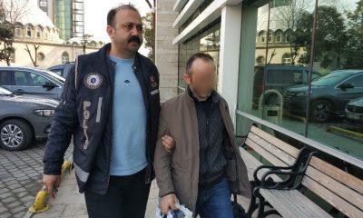 Samsun'da eski öğretmen FETÖ'den tutuklandı