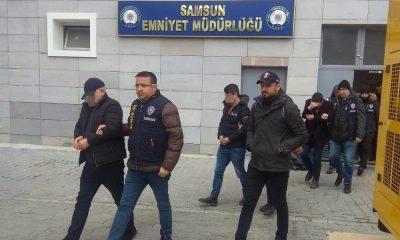 Samsun'da yasa dışı bahis operasyonu: 5 gözaltı