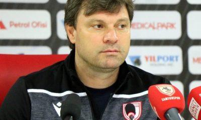 Samsunspor – Zonguldak Kömürspor maçının adından