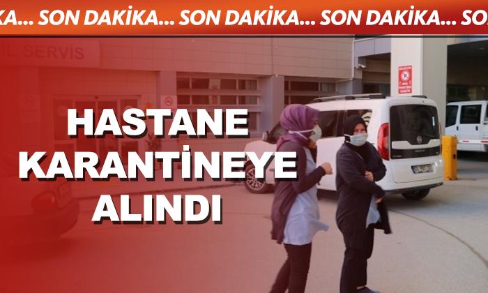 Sinop'ta Korona Virüsü Paniği