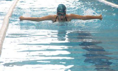Sinop'ta Anadolu Yıldızlar Ligi Yüzme Grup Müsabakaları yapıldı