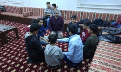 """Sinop'ta """"Gençlerle Gönül Gönüle Projesi"""""""