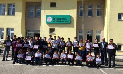 Sinop'ta Yeşilay Haftası kutlandı