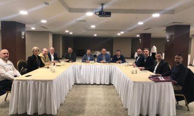 """""""Spor Turizmi Konseyi"""" Samsun için toplandı"""