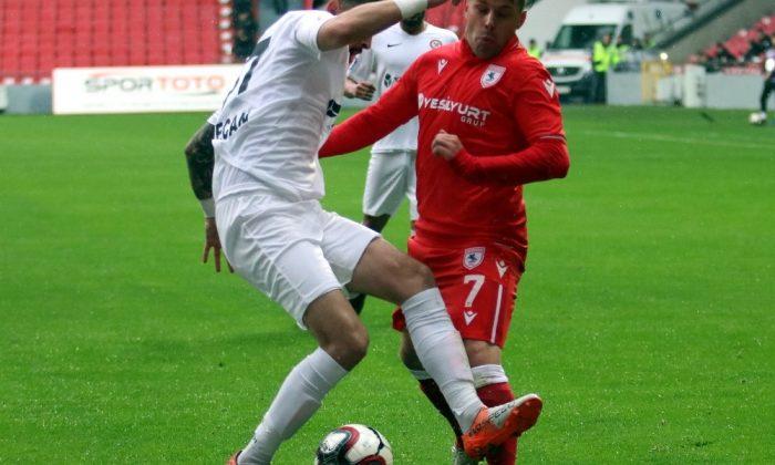 TFF 2. Lig: Samsunspor: 2 – Zonguldak Kömürspor: 1
