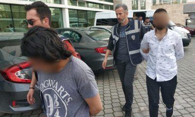 Yabancı uyrukluları darp iddiasına 4 gözaltı