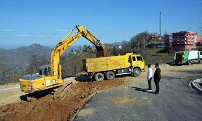 Yeni Müftülük binasının temel kazısı başladı