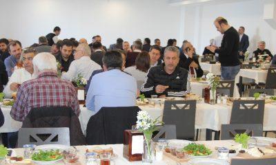 Yeşilyurt Limanı iş ortakları buluştu