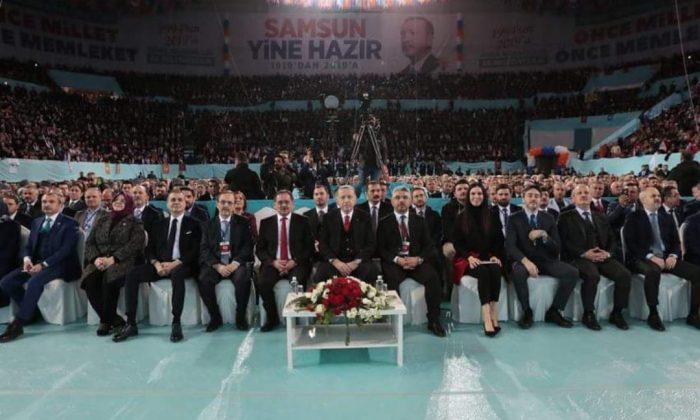 KARADENİZ'İN İLK İL KONGRESİ