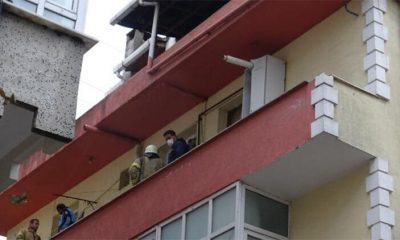 Ege Denizi'ndeki deprem sonrası Avcılar'da binaya boşaltılma kararı
