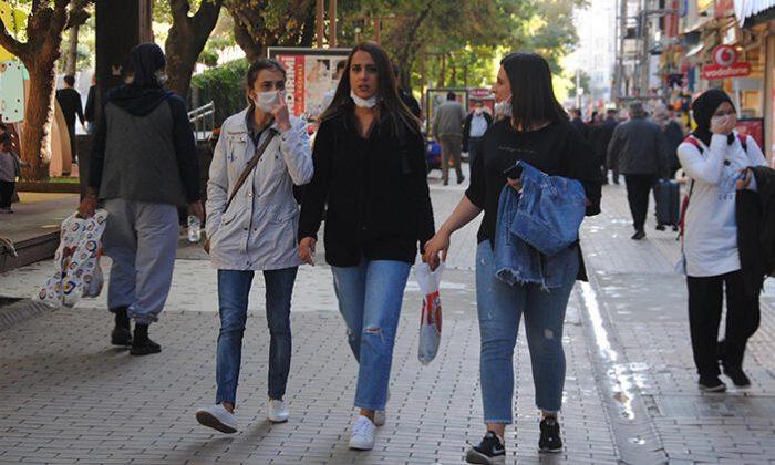 Eskişehir'de koronavirüs vakaları artıyor