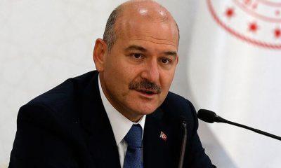 Son dakika: İçişleri Bakanı Süleyman Soylu'nun koronavirüs testi pozitif çıktı