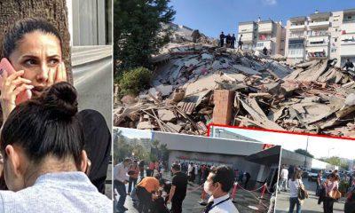 Son Dakika: İzmir'de deprem… Can kaybı artıyor! 6 kişi hayatını kaybetti, 202 yaralı var