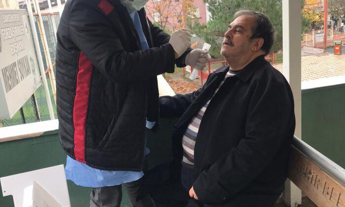Fatih Mahallesinde Covit-19 Testlerine Başlandı
